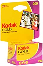 Kodacolor Gold Film, 35 mm, 200 ASA, 24 Exposure