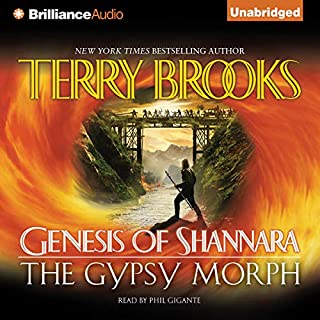 The Gypsy Morph audiobook cover art