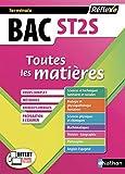 Toutes les matières 1ere/Term Bac ST2S - Sciences et technologies de la santé et du social - NOUVEAU BAC 2021 (5)