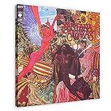 Musikalbum von The Santana Chorus Abraxas Leinwand-Poster,