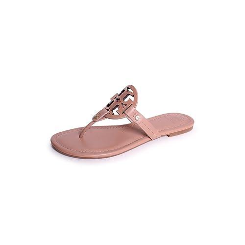 9cf3ad96523f Tory Burch Flat Shoes  Amazon.com
