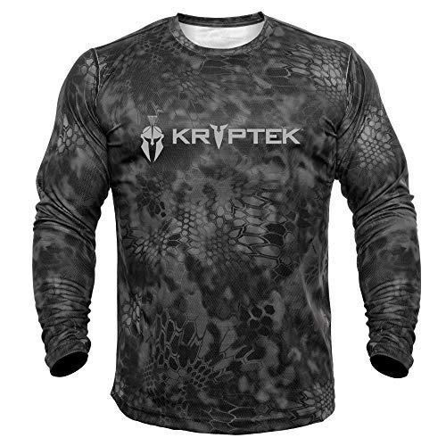 Camiseta Warm Hombre Xl  marca Kryptek