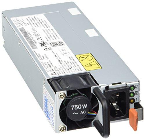 IBM High Efficiency - Fuente de alimentación conectable en caliente/redundante, 80 Plus Platinum - 750 vatios