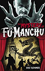 Cover of The Insidious Dr. Fu-Manchu by Sax Rohmer