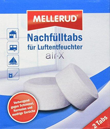 MELLERUD Luftentfeuchter air-X Nachfülltabs, 2005012045