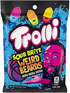 weirds tangy candy