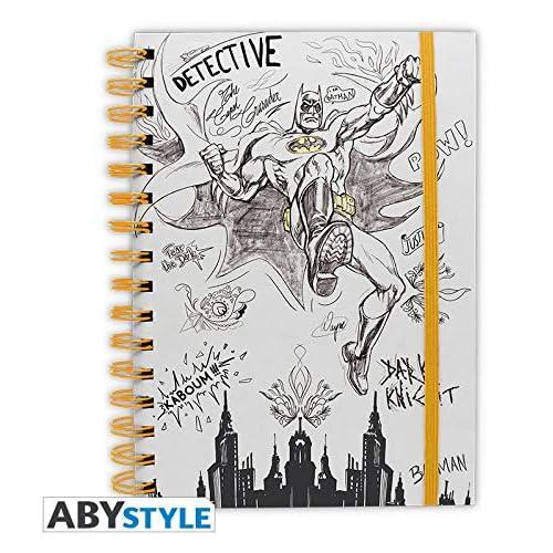 ABYstyle - DC COMICS - Quadernetto -  Batman