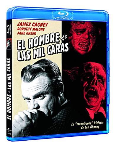 El Hombre de las Mil Caras (1957) (BD) [Blu-ray]