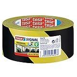 TESA Signal- Markierungs- und Warnband gelb