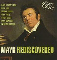 Mayr: Mayr Rediscovered by Various (2008-07-08)