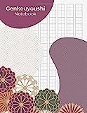 Genkouyoushi Notebook: 120 Pages of Genkouyoushi Paper | Japanese Kanji Practice Notebook | Hiragana And Katakana Notebook | Japanese Writing Practice Book | PREMIUM QUALITY | 8.5' x 11'