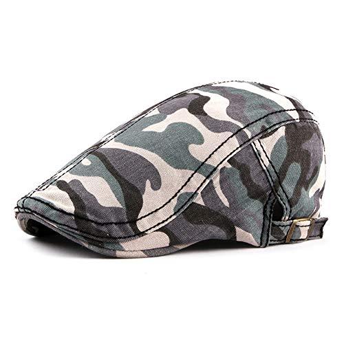 Gorra Militar Hombre  marca Idopy
