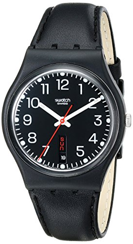 Swatch Gent Red Sunday Gb 750- Orologio