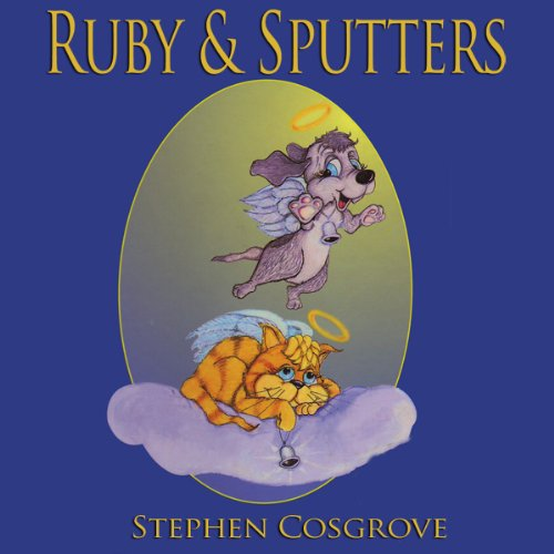 Ruby & Sputters audiobook cover art