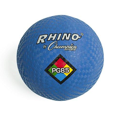 Champion Sports 81/2quot Playground Ball Royal Blue