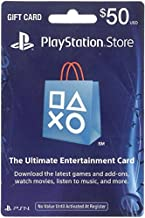 Playstation store gift card 50 ?? ???