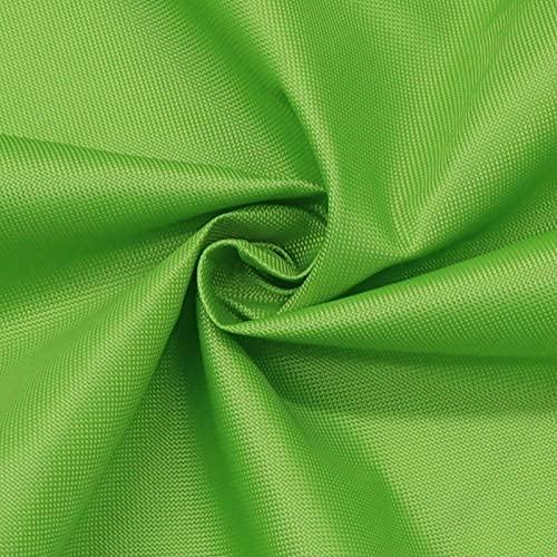 boaber Toldo Parasol Resistente al Agua Protector Solar, a Prueba de Polvo y Viento, toldo Transpirable de Tela Oxford de poliéster, toldo Impermeable para jardín 2 * 2 * 2 Amarillo-Verde