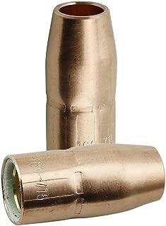 WeldingCity 2 Gas Nozzles 169-715 169715 1/2