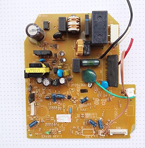 QYANGSHAN Buon Funzionamento per Daikin Scheda Principale del condizionatore d'Aria Scheda dell'Aria condizionata 2P084366-4 2P084366-2 2P084366-5 Scheda PCB (Color : New 2P084366-4)