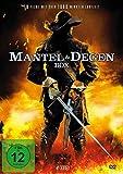 Mantel & Degen Box, 4 DVD