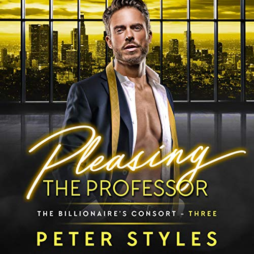 Pleasing the Professor audiobook cover art