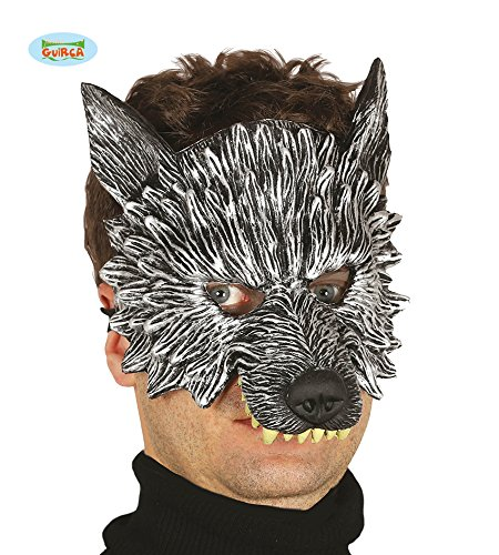 Prezer Halbmaske Wolf