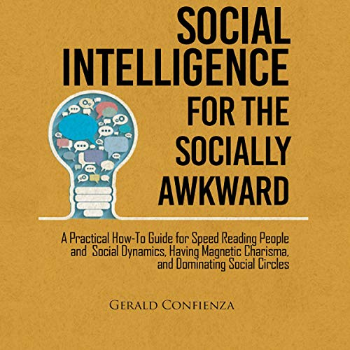 Social Intelligence for the Socially Awkward Titelbild