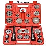 Soontrans - 22 Pezzi Set di ripristino pistone del Freno- Arretratore Pistoni Freno Piston...