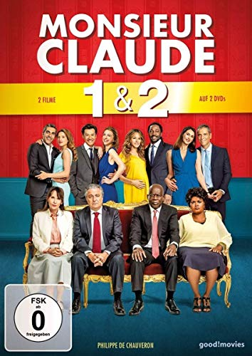 Monsieur Claude 1 & 2 [2 DVDs]