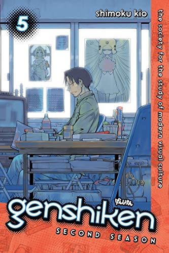 Genshiken: Second Season 5