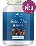 Proteinpulver WINTER CHAI 1kg - Proteinpulver Blend - hochdosiertes Eiweißpulver