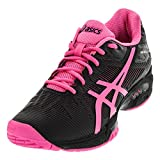ASICS Gel-Solution Speed 3 Black/Hot Pink/Silver 5