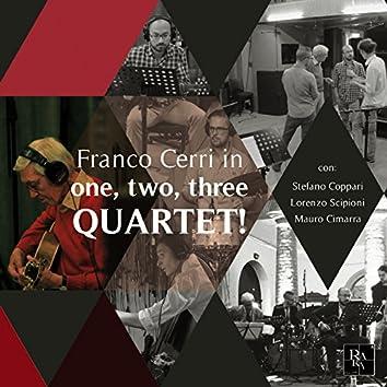 Franco Cerri in One, Two, Three, Quartet!