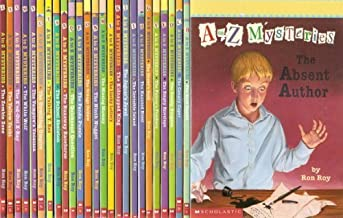 A to Z Mysteries Complete 29-Book Set: Books A to Z and Super Editions 1-3 (The Absent Author, The B