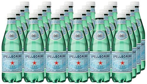 『サンペレグリノ (S.PELLEGRINO) 炭酸水 PET 500ml [直輸入品] × 24本』の6枚目の画像