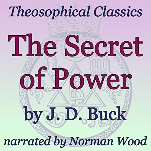 The Secret of Power audiobook cover art