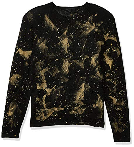 John Varvatos Black Men Sweater
