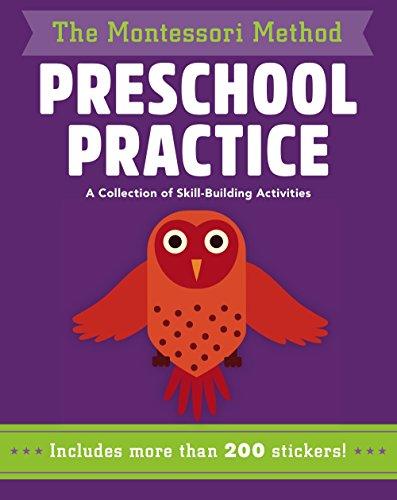 Preschool Practice: A Collection of Skill-Building Activities (Volume 12) (The Montessori Method)