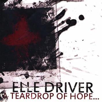 A TEARDROP OF HOPE...