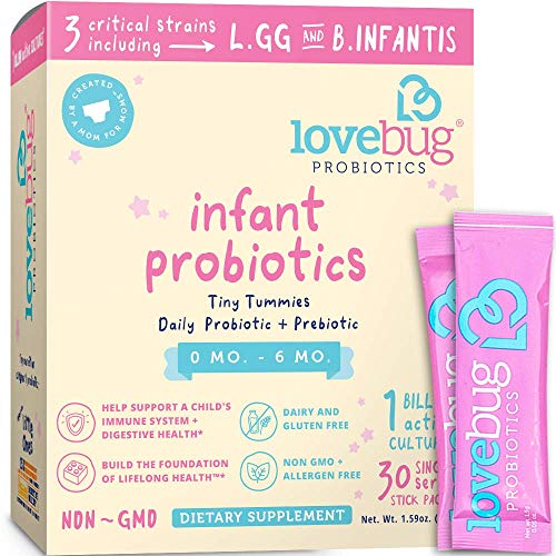 LoveBug Probiotics Powdere Product Image