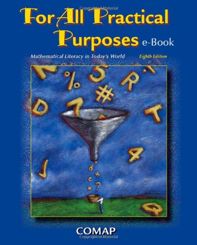 For All Practical Purposes: Mathematical Literacy in...