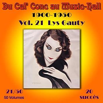 Du Caf' Conc au Music-Hall (1900-1950) en 50 volumes - Vol. 21/50
