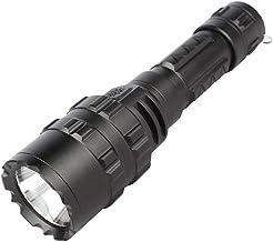LED Flashlight, New USB Rechargeable Flashlight, Outdoor Multi-Function 1000 Lumens Portable Aluminum Alloy Light Flashlig...