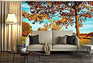 Wallpaper Wall Mural Large Custom Home Decor 3D Image of Grand Canal Self-Adhesive Tv Background Wallpaper Bedroom Murals,400Cmx280Cm