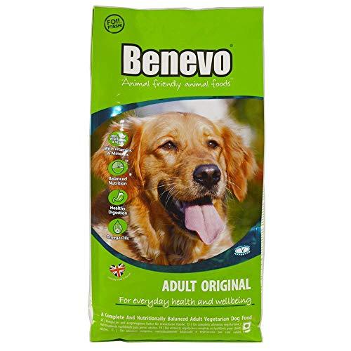 Benevo Vegan Dog Original Hundefutter, 1er Pack (1 x 2 kg), BEN10202