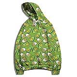 SSBZYES Herren Sweatshirt Hoodie Jugend Plus Size Pullover Bedrucktes Sweatshirt Casual Pullover Damen Kapuzenpullover Grünes Sweatshirt Top