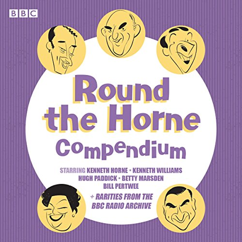 Round the Horne Compendium cover art