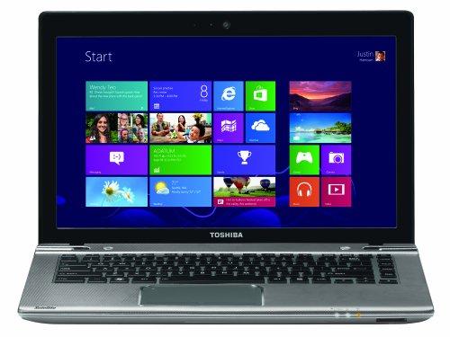 Toshiba Satellite P845t-102 14-inch Touchscreen Laptop (Intel Core i3-3217U 1.80 GHz, 6GB RAM, 640GB HDD, Windows 8 Home Premium)