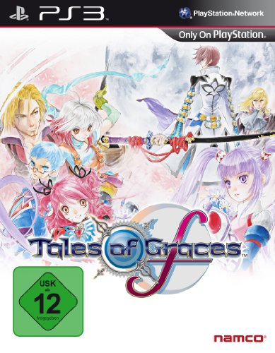 Tales of Graces f - Day One Edition