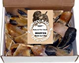 HDP Large Hooves Naturals Made in USA Size:1 LB Flavor:Natural